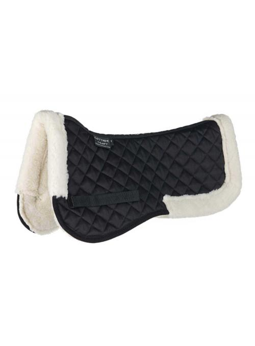 Synthetic Wool Half Pad