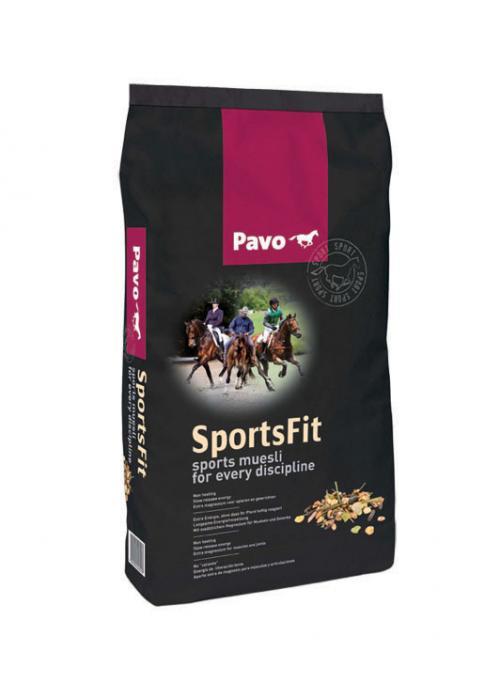Pavo SportsFit
