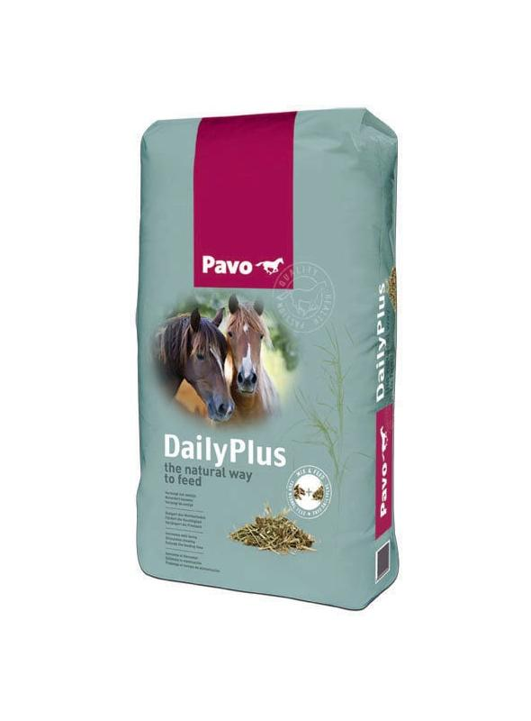 Pavo Daily Plus