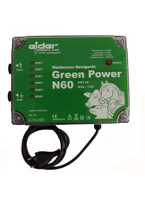 Weidezaungerät Green Power N60