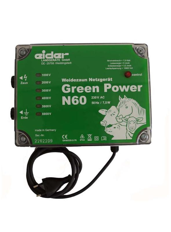 Energizer Green Power N60